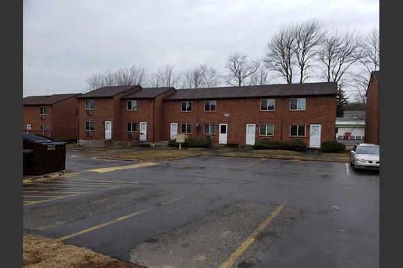 Image of Byam Village in Waterbury, Connecticut