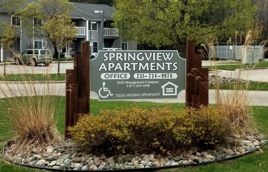 Image of Springview Manor in Evart, Michigan
