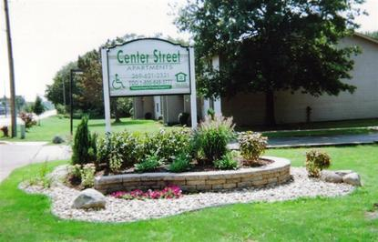 Image of Center Street Apartments in Hartford, Michigan