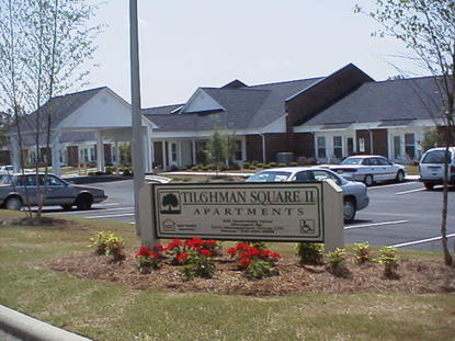 Image of Tilghman Square II in Dunn, North Carolina
