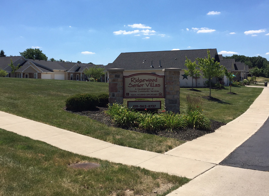 Image of Ridgewood Senior Villas in Bucyrus, Ohio