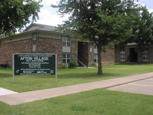 Image of Afton Village in Afton, Oklahoma