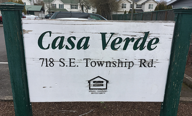 Image of Casa Verdes Apartments in Canby, Oregon