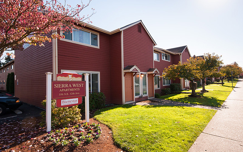 Image of Sierra West Apartments in Hillsboro, Oregon