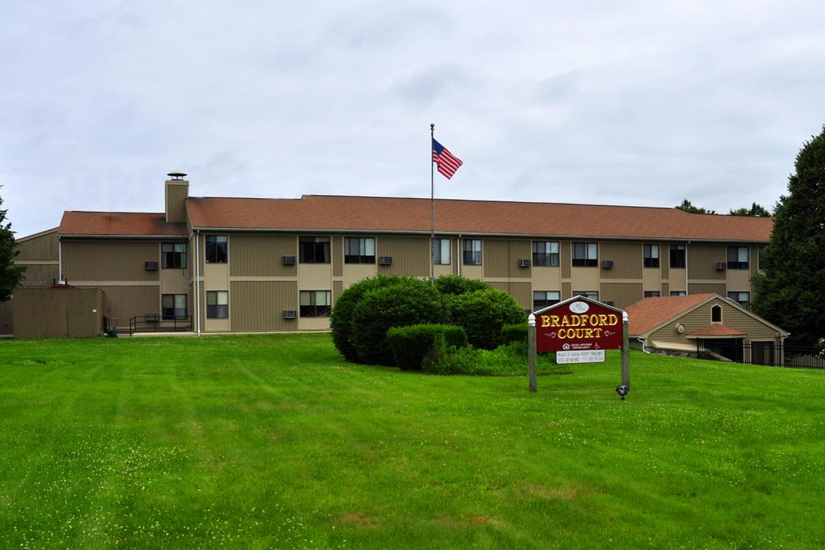 Image of Bradford Court in Pascoag, Rhode Island
