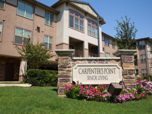 Image of Carpenters Point Senior Living in Dallas, Texas