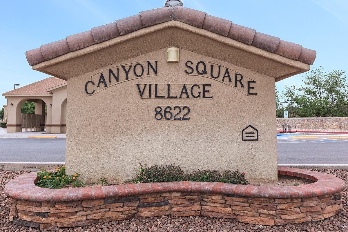 Image of Canyon Square Village in El Paso, Texas