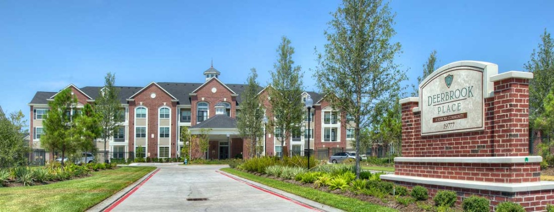 Image of Deerbrook Place Apartments in Humble, Texas
