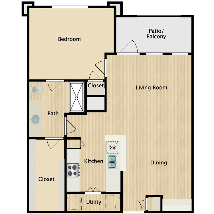 Low Income Apartment Guide: Emory Senior Living Apartments
