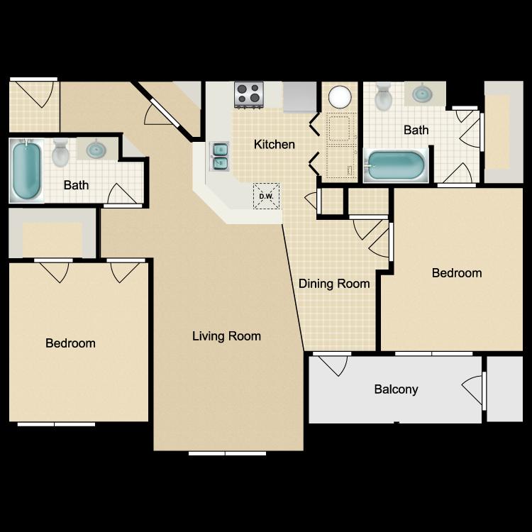 Image of Green Briar Apartments