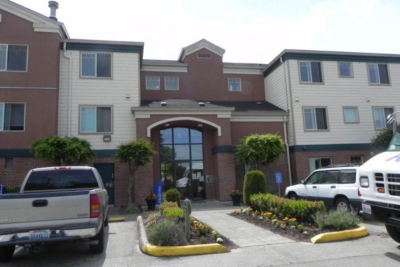 Image of Woodrose Apartments in Bellingham, Washington