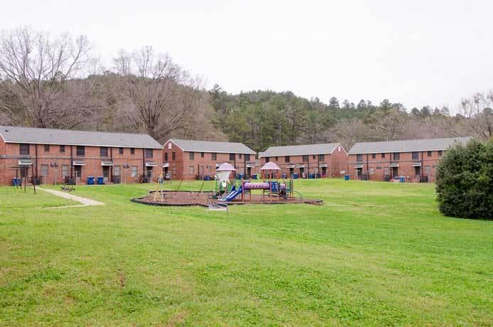 Image of Brookside Village in Brookside, Alabama