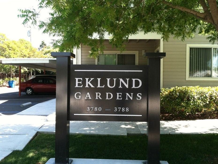 Image of Eklund Gardens Apartments 1 & 2 in Santa Clara, California