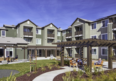 Image of Kottinger Gardens Phase I in Pleasanton, California