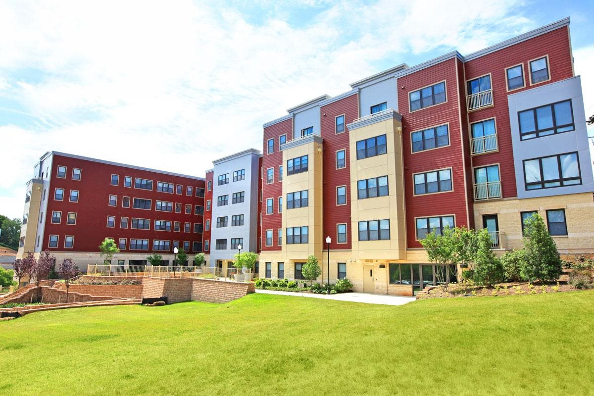 Image of Matthews Memorial Terrace Apartments