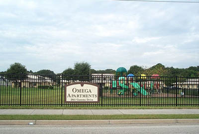 Image of Omega Apartments in Orlando, Florida