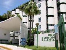 Image of Edison Plaza  in Miami, Florida