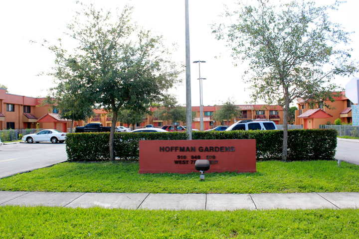 Image of Hoffman Gardens in Hialeah, Florida