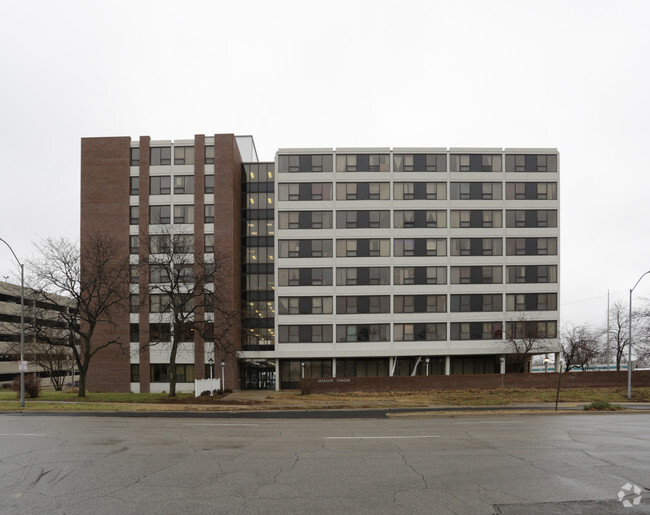 Image of Jackson Towers in Topeka, Kansas