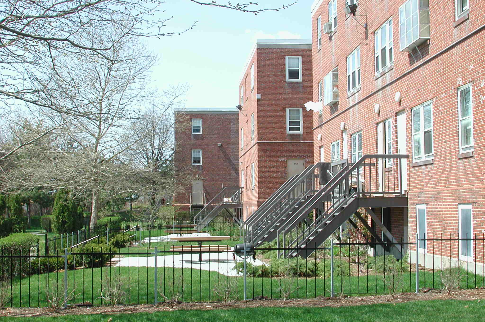 Image of Jefferson Park in Cambridge, Massachusetts