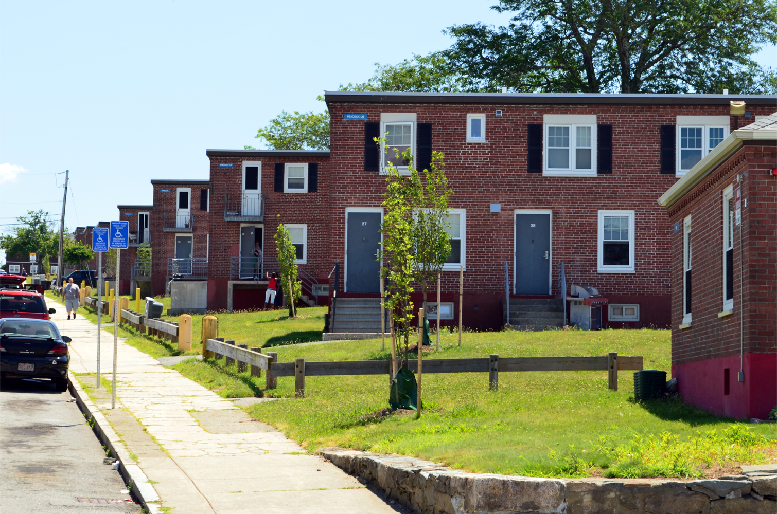 Sunset Hill  Fall River, MA Low Income Apartments