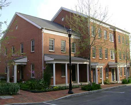 Image of Bloomsbury Square in Annapolis, Maryland