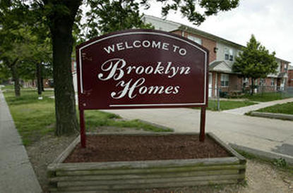 Image of Brooklyn Homes in Baltimore, Maryland