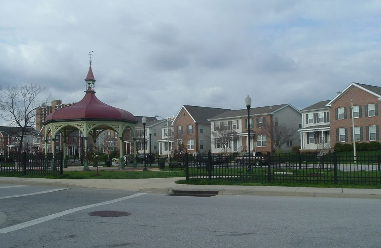 Image of Heritage Crossing in Baltimore, Maryland