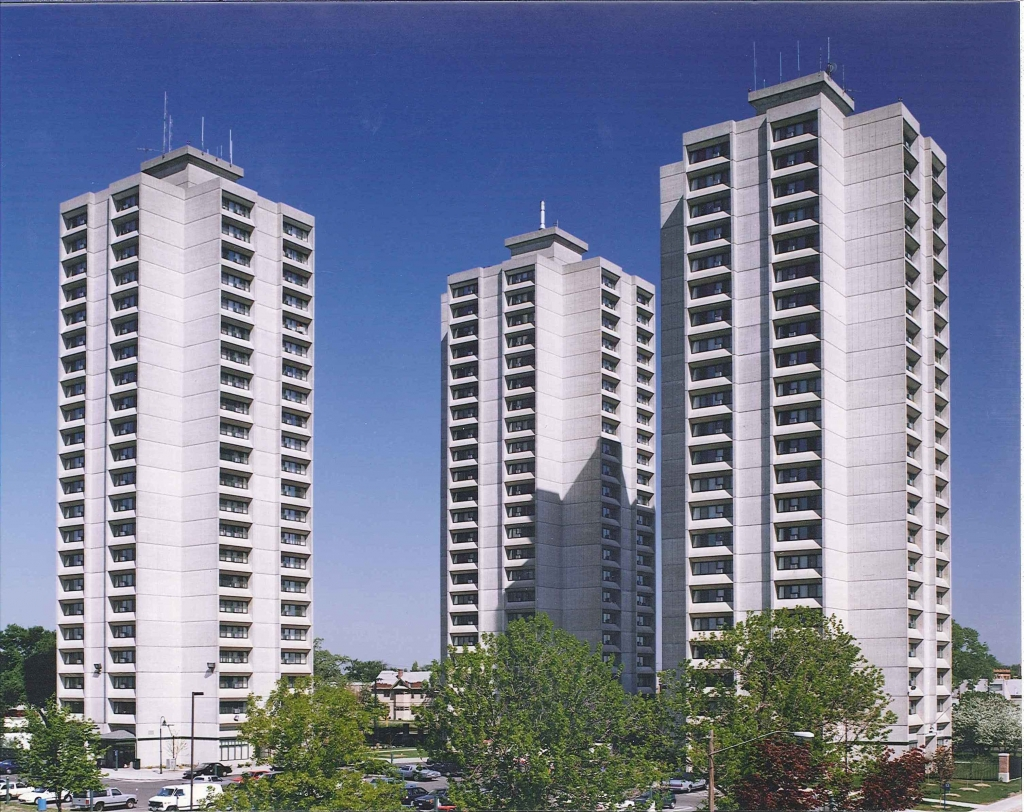 Image of Horn Towers in Minneapolis, Minnesota
