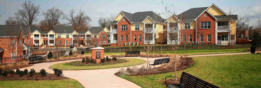 Image of Chavis Heights Townhomes