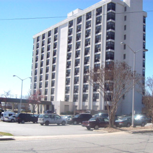 Image of Elm Towers in High Point, North Carolina