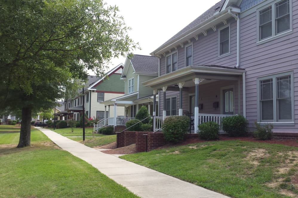 Image of The Townhomes at Willow Oaks in Greensboro, North Carolina
