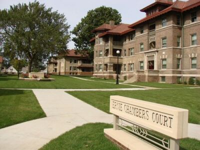 Image of Chambers Court in Omaha, Nebraska