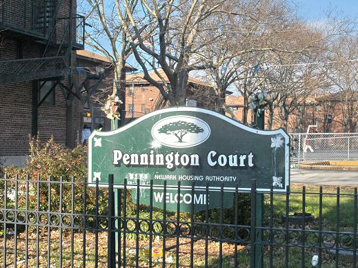 Image of Pennington Court in Newark, New Jersey
