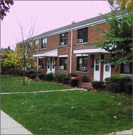 Image of Prospect Village in Trenton, New Jersey