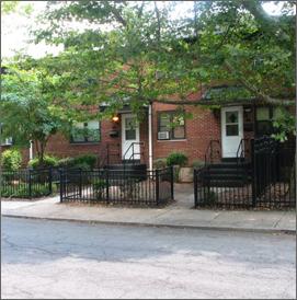 Image of Woodrow Wilson Homes in Trenton, New Jersey