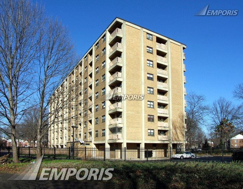 Image of Josephson Apartments in Trenton, New Jersey