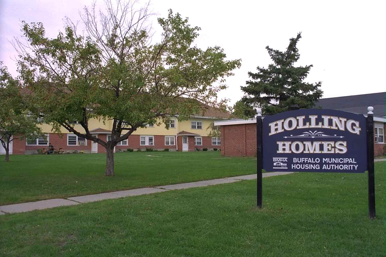 Image of Holling Homes in Buffalo, New York