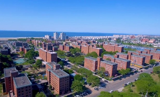 Image of Ocean Bay Apartments in Far Rockaway, New York