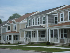 Image of Center Court Homes in Niagara Falls, New York