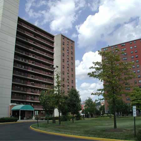 Image of Stanley Rowe Towers in Cincinnati, Ohio