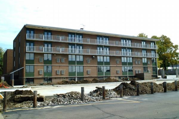 Image of Buchtel Apartments