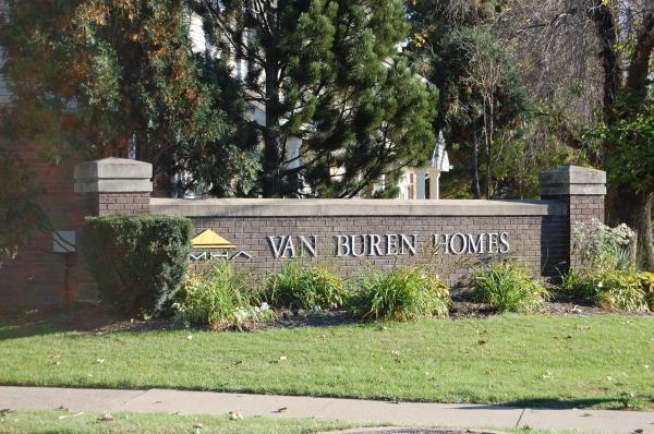 Image of Van Buren Homes in Barberton, Ohio