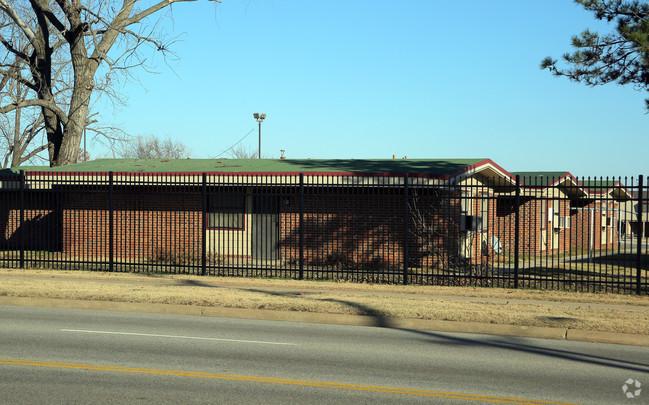 Image of Comanche Park in Tulsa, Oklahoma
