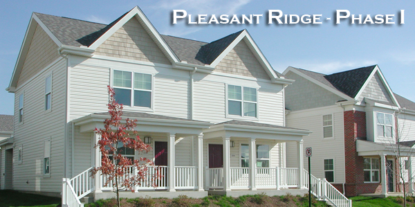 Image of Pleasant Ridge Phase I