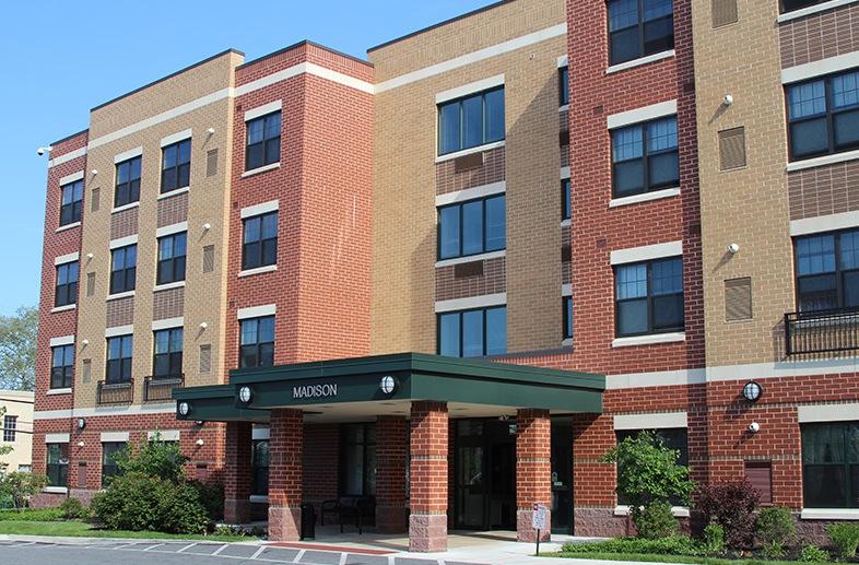 Image of Madison Senior Apartments in Chester, Pennsylvania