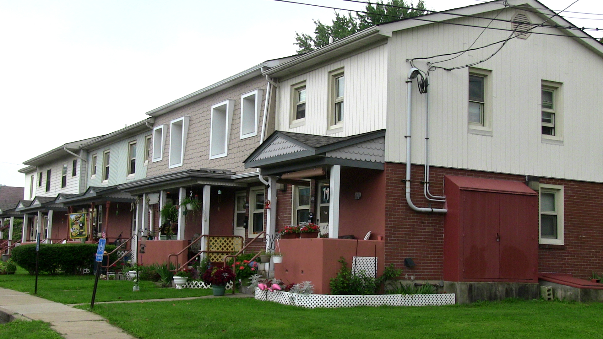 Image of Oakhurst Homes in Johnstown, Pennsylvania