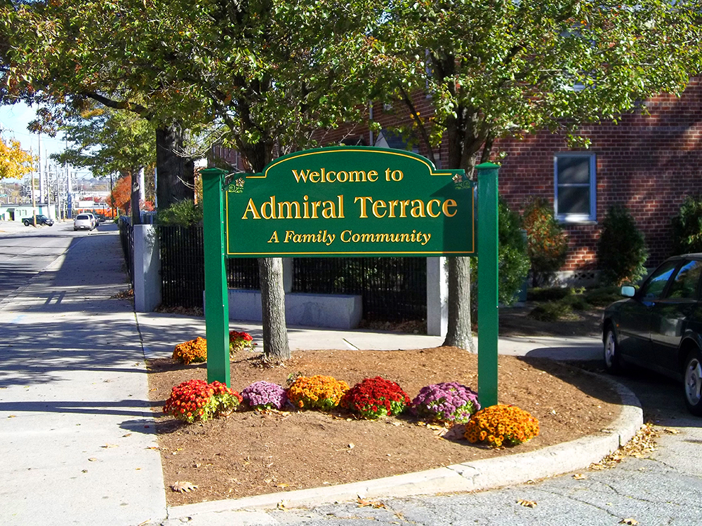 Image of Chad Brown & Admiral Terrace