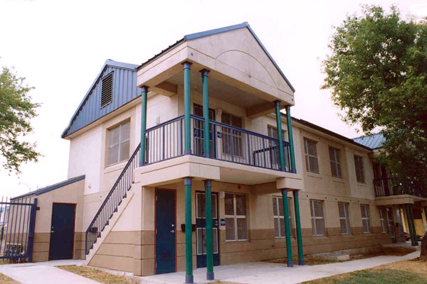 Image of Alazán-Apache Courts in San Antonio, Texas