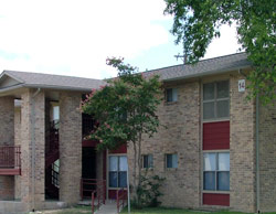 Image of Westway Apartments in San Antonio, Texas